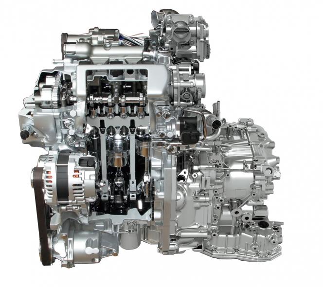 日産 HR12DDRエンジン