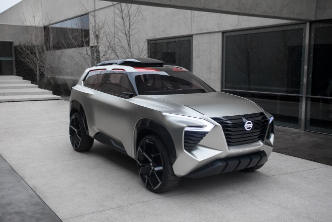 日産 Xmotion コンセプトカー