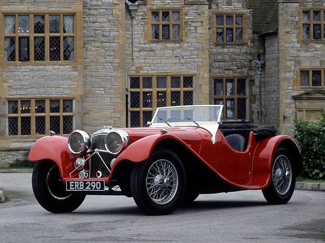 SS100 1936