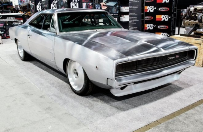 Maximus Charger!