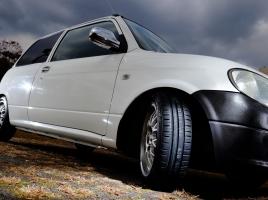 7万円のオンボロ軽自動車でアジアンタイヤの是非を問う クムホECSTA HS51インプレッション