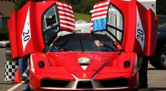 フェラーリ FXX