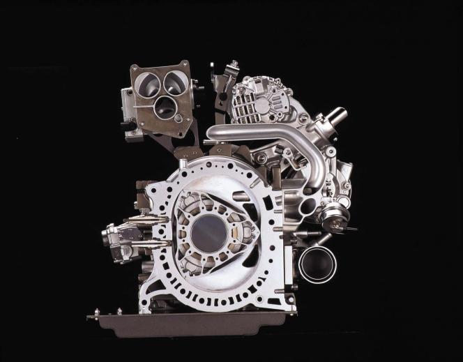 マツダ ロータリーエンジン