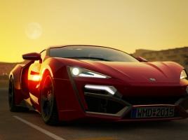 ワイスピ7に登場した4億円のアラブ初スーパーカー、ライカン ハイパースポーツがスゴイ!最高時速は400キロ