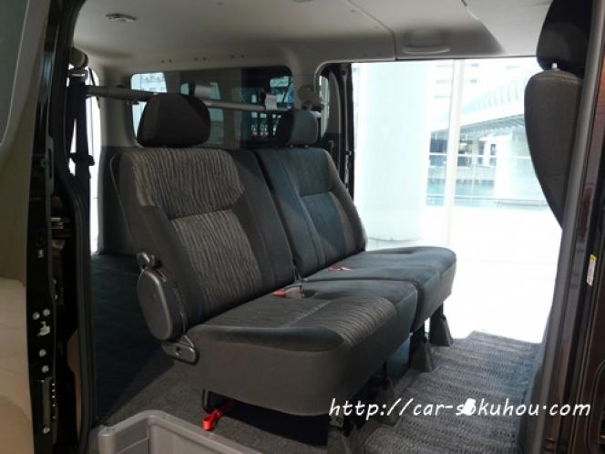 日産 NV350キャラバン バン