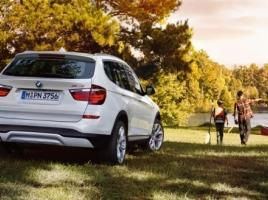 駆け抜ける喜び!BMW X3とX5のエンジン・駆動系比較