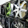 スチール、アルミ、カーボン…車のホイールの種類とそれぞれの特徴って?