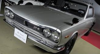 ハコスカ GT-R KPGC10