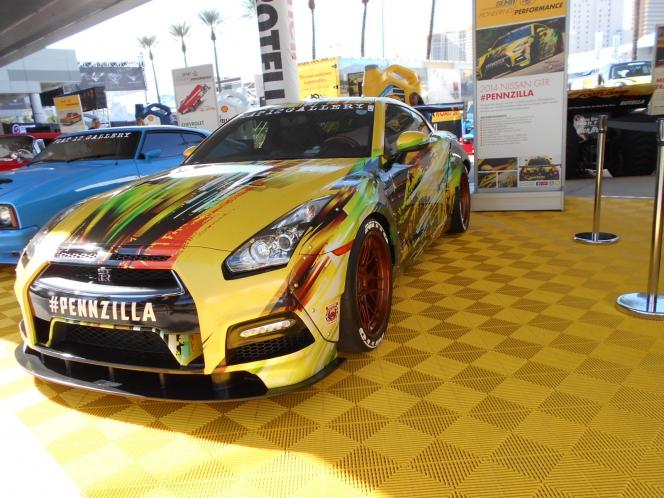 「PENNZILLA」R35 GT-R