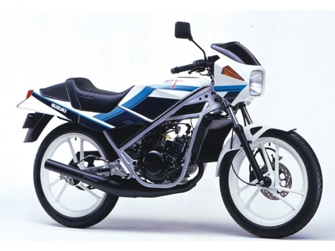 アヘッド SUZUKI RG50r