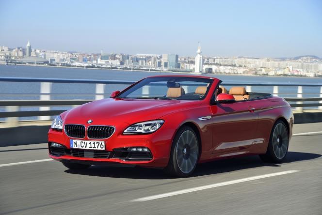 BMW 6シリーズ カブリオレ 2015