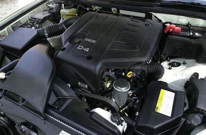 D4エンジン