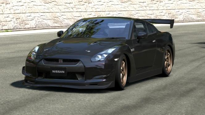 日産 GT-R Spec-V