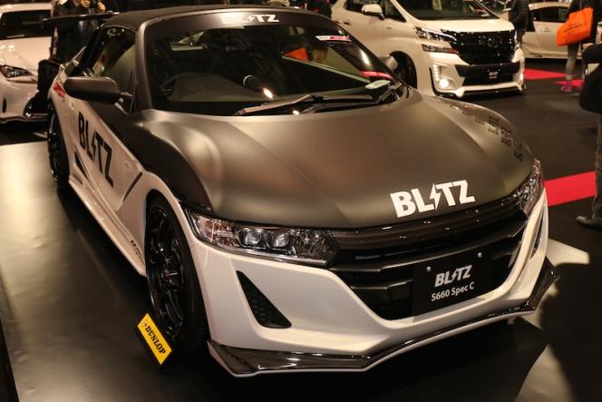 BLITZ S660