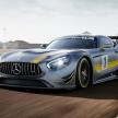 V8エンジンが響かせるサウンドに痺れる・・・メルセデスAMG GT3