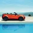 SUV+オープンは英国流の型破り 〜レンジローバー「イヴォーク コンバーチブル」