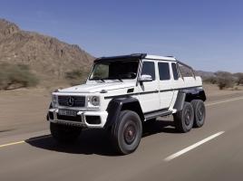 なぜ6輪SUVがなかなか普及されないのか?