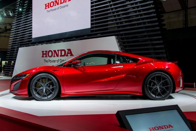 2016 Honda NSX (2015 Tokyo Motor Show)