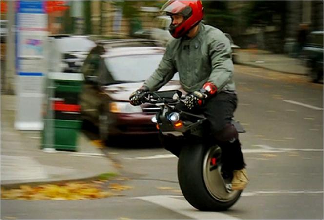 電動一輪バイク RYNO
