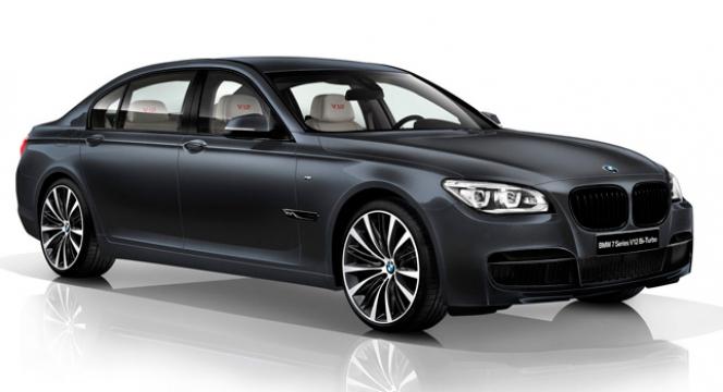 BMW 7 Series V12 Bi-Turbo