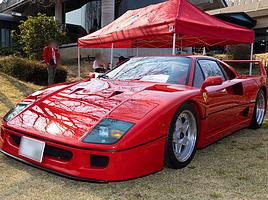 エンツォ・フェラーリやF40、F50、ラ・フェラーリ・アペルタ…180台が集結したイベントに参加してきた!