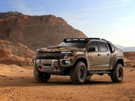 地球にやさしい軍用車、ゼネラルモーターズと米陸軍が共同開発!果たしてどんな車?