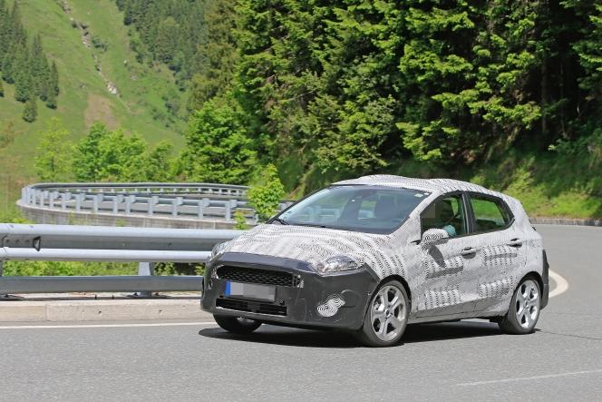 フォード「フィエスタ」次世代型