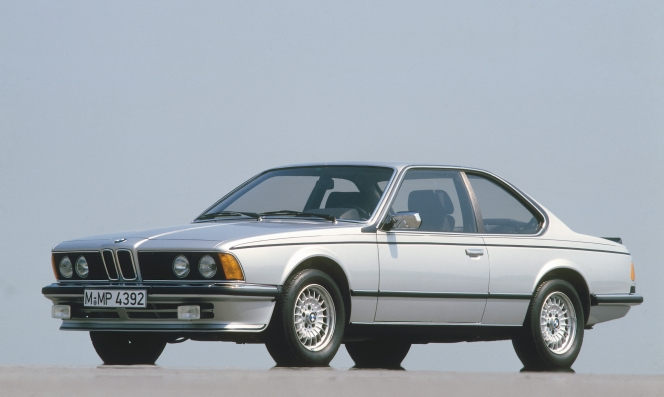 BMW E24 初代6シリーズ