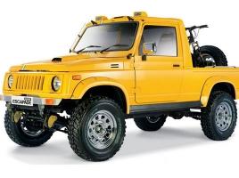 インド版ジムニーの男前すぎるカスタムカー…日本にも同様のジムニーが存在した?