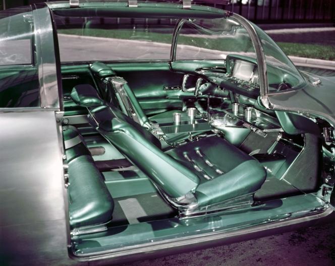 1956 GM Firebird II - Concepts