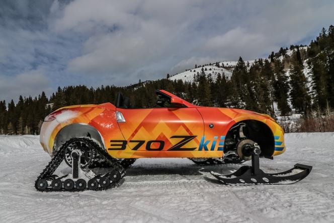 日産 370Zki