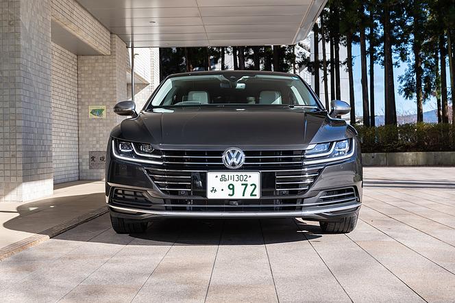 VW アルテオン