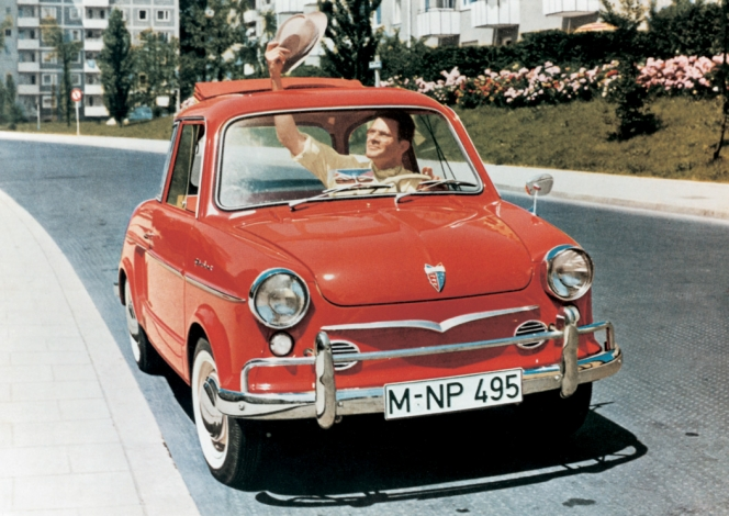NSU Prinz2 1958
