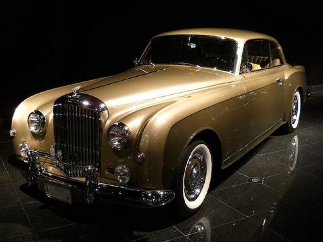 Bentley S1(ベントレー S1)50年代