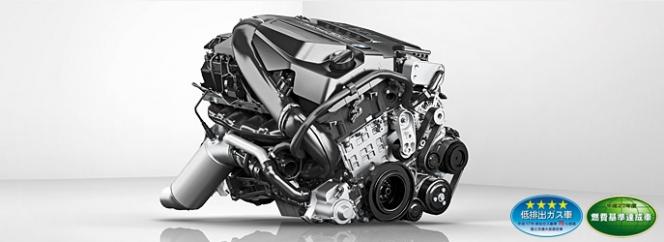 直列6気筒BMWツインパワー・ターボ・エンジン