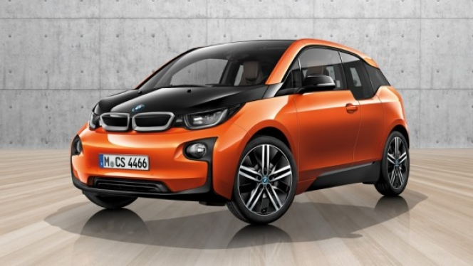 BMW iシリーズ