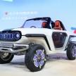 【全文書き起こし】ジムニーの未来型!? スズキのEVコンパクトSUV「e-SURVIVOR」とは?東京モーターショー2017