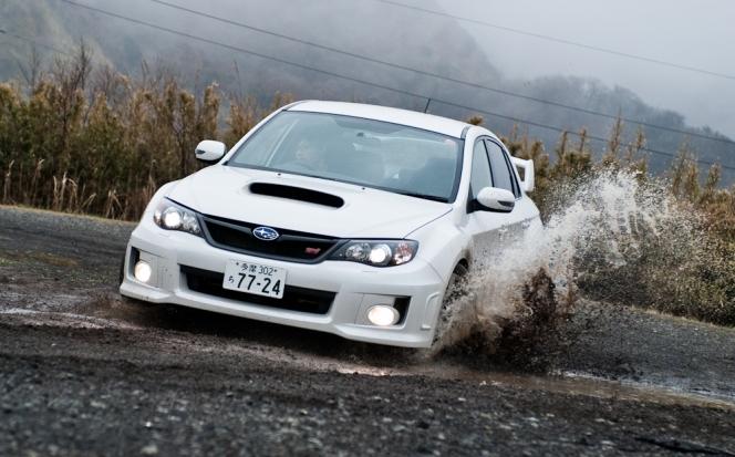 2012 Subaru Impreza WRX STI A-Line
