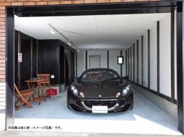 車と同居しませんか?!G-STYLE CLUBのガレージつき賃貸アパートが、埼玉県越谷市に誕生!