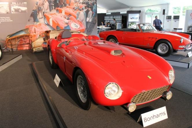 フェラーリ 375 MM(1954年式)
