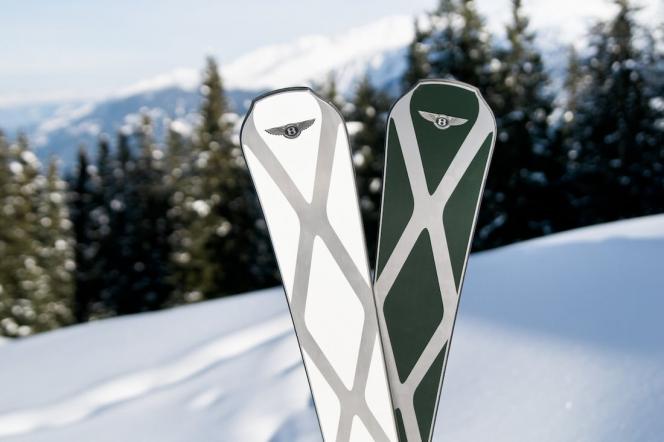 ベントレーのスキー板
