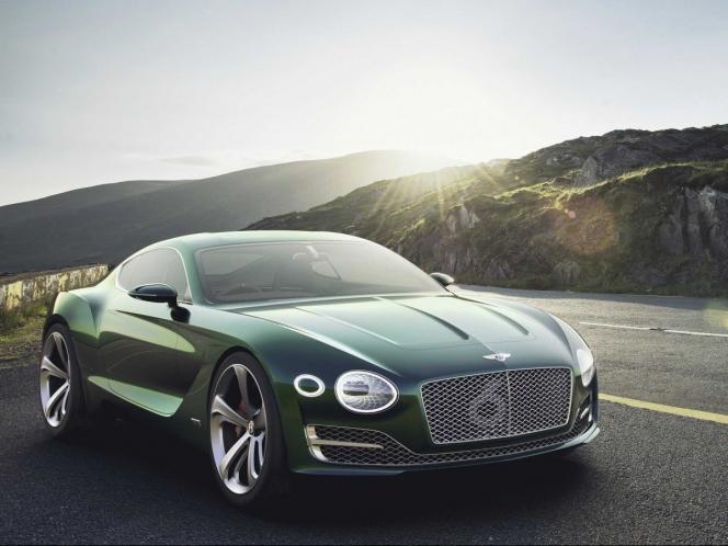 Bentley EXP-10