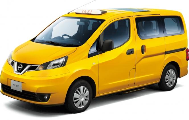 NV200 タクシー 2015