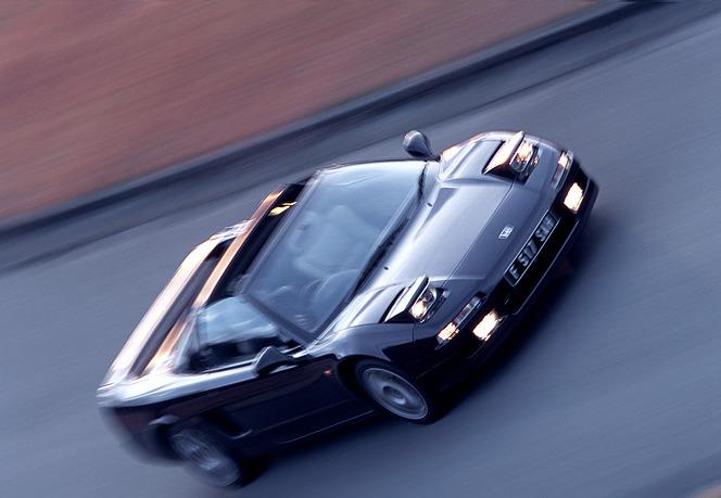 ホンダ NSX タイプT
