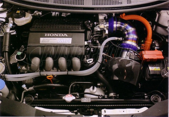 CR-Z turbo