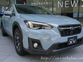【スバル新型XVと先代モデルの外装比較】3つの主なの変更点は?