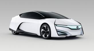 ホンダ FCEV コンセプトカー
