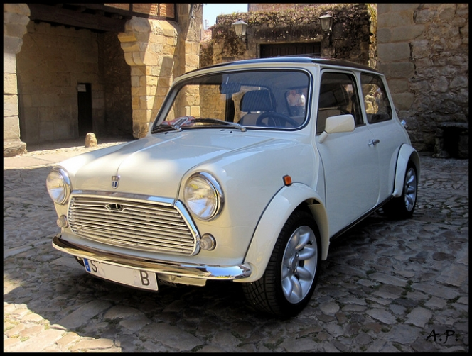 1973 Authi Mini