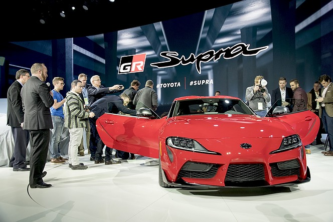 トヨタ スープラ 2019