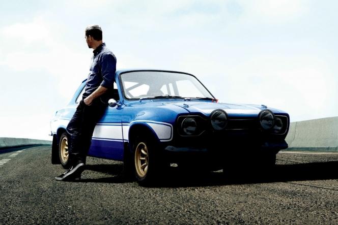 車とポール・ウォーカー